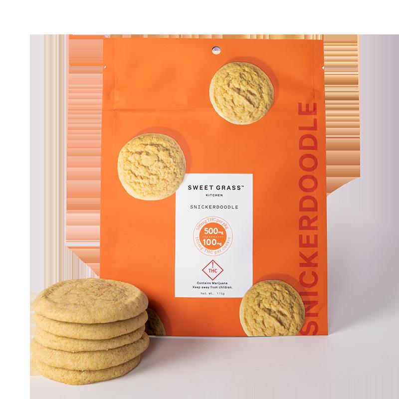 Sgk Snickerdoodle Cookies 500mg