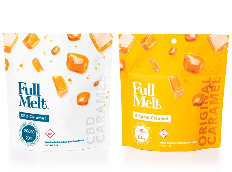 Full Melt Caramels