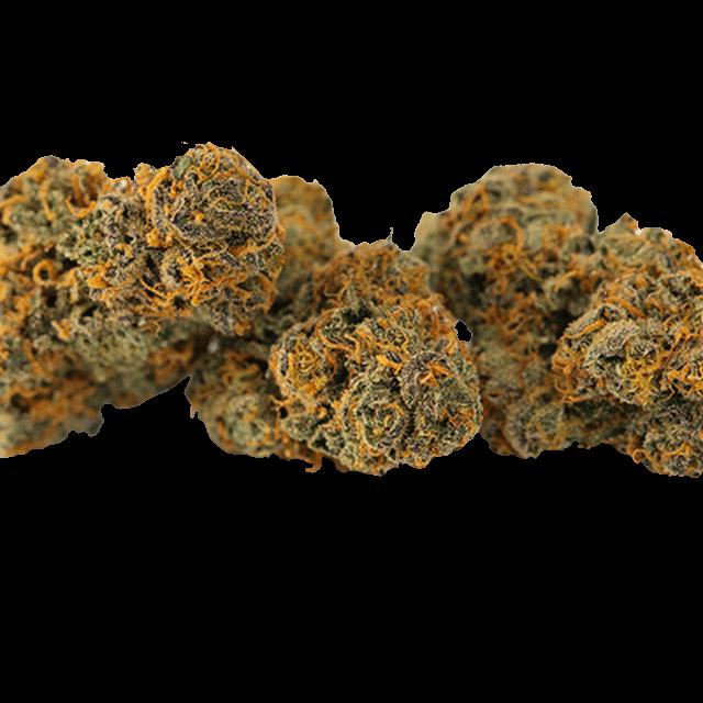 Mandarin Cookies marijuana bud