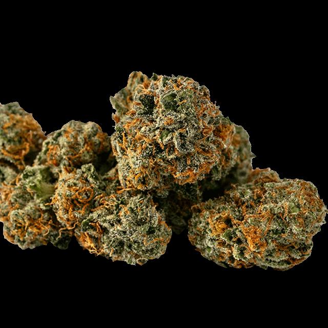Tres Kush marijuana bud