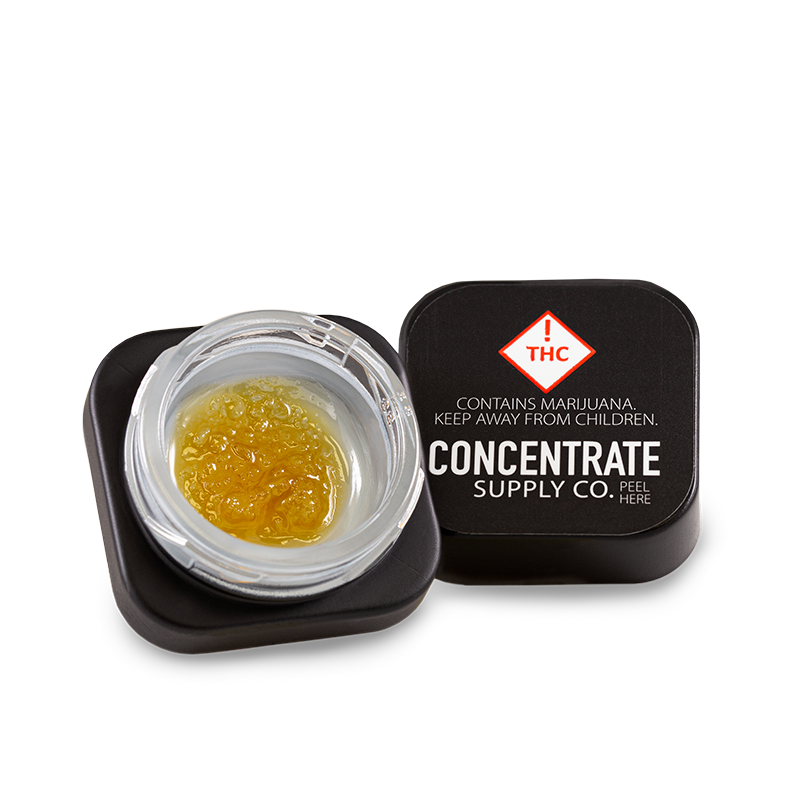 CSC Live Resin 1g Assorted