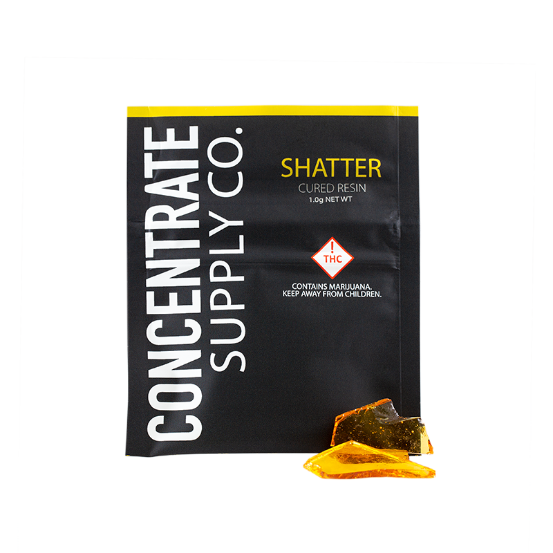 CSC Shatter 1g Assorted