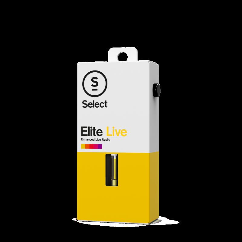 Select Live Resin Cart Sativa 1g