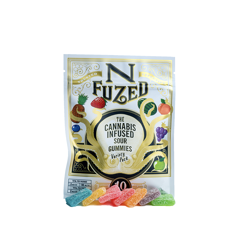 NFuzed Gummies
