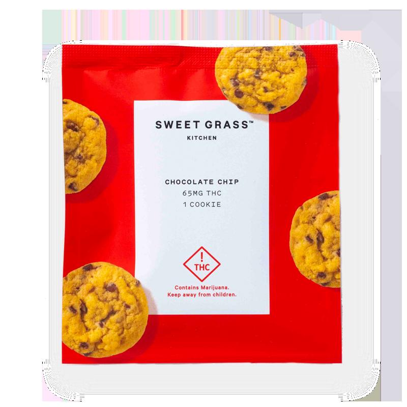 Sweet Grass Kitchen Cookie Chocolate Chip 65mg