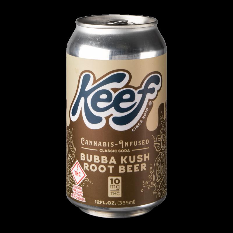 Keef Cola Bubba Kush Root Beer 10mg