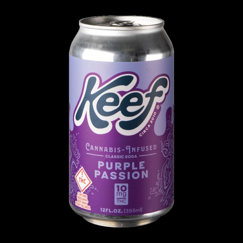 Keef Cola Purple Passion 10mg