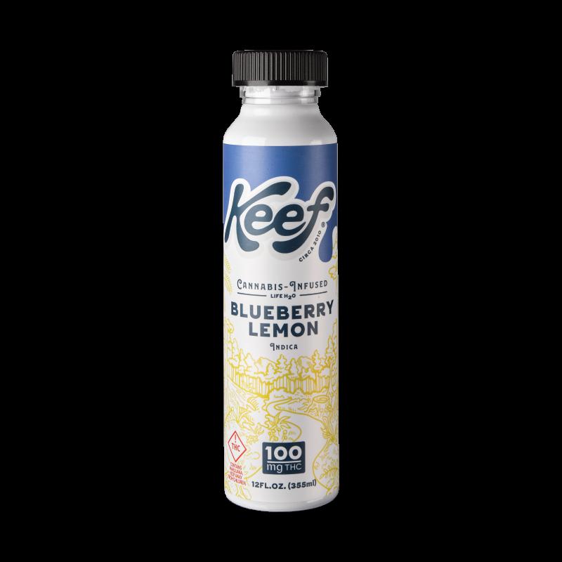Keef Life Blueberry Lemonade 100mg
