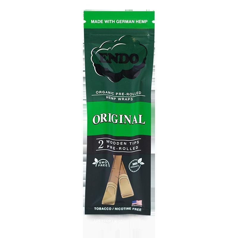 Endo Cone Wood Tip