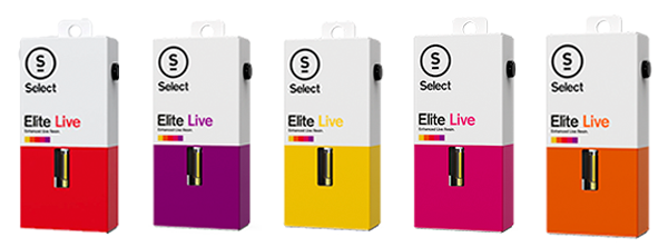 Select Live Resin Cart 1g