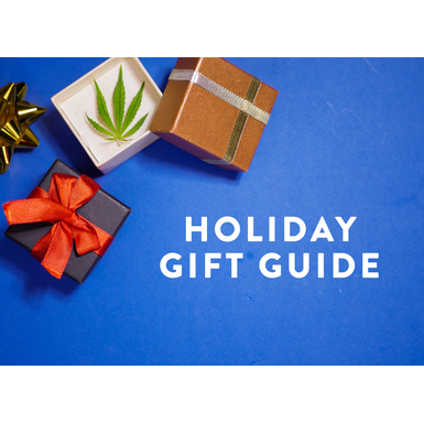 Cannabis Holiday Gift Guide
