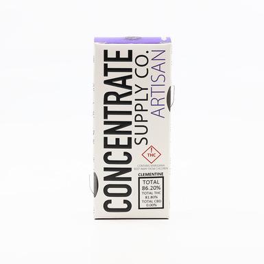 CSC Artisan Terpene Cartridge 500mg