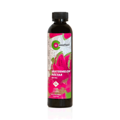 Cannapunch Drink Watermelon Nectar 100mg