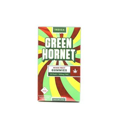 Cheeba Chew Green Hornet Indica 100mg