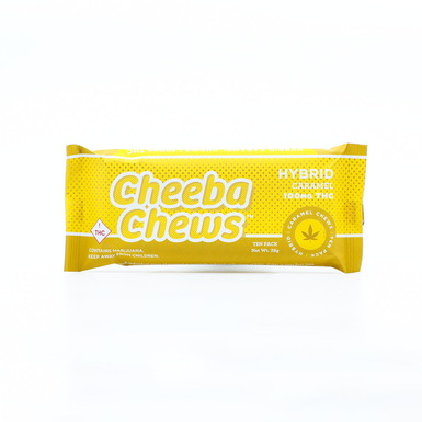 Cheeba Chew Hybrid 100mg