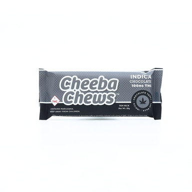 Cheeba Chew Indica 100mg