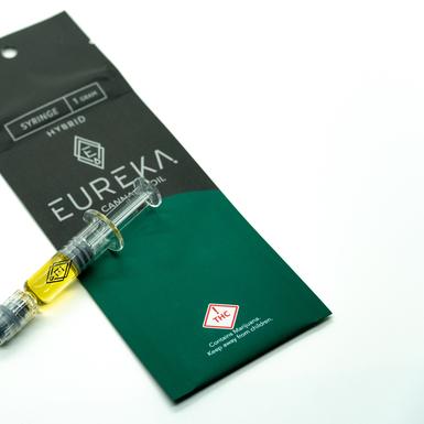 Eureka Syringe Hybrid 1g