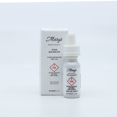 Mary's Medicinals Remedy Oil 5mg