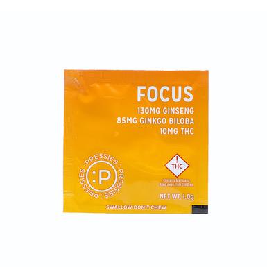 Pressies Focus Tablet 10mg