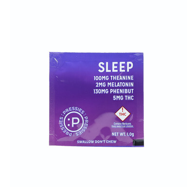 Pressies Sleep Tablet 5mg