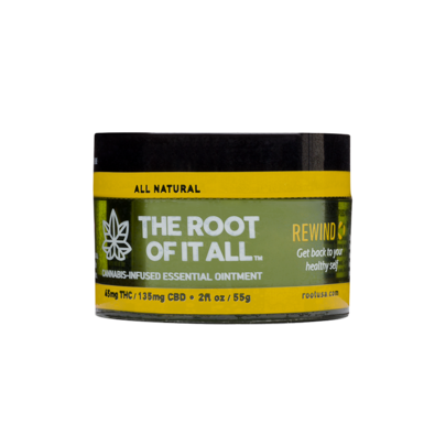 Root Of It All Salve Rewind 45mg
