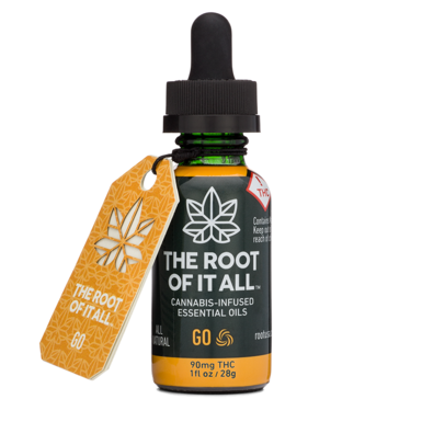 Root Of It All Tincture Go 90mg