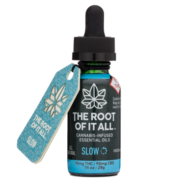Root Of It All Tincture Slow 90mg