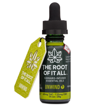 Root Of It All Tincture Unwind 45mg
