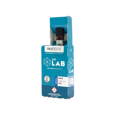 The Lab Full Spectrum Pod Indica 500mg