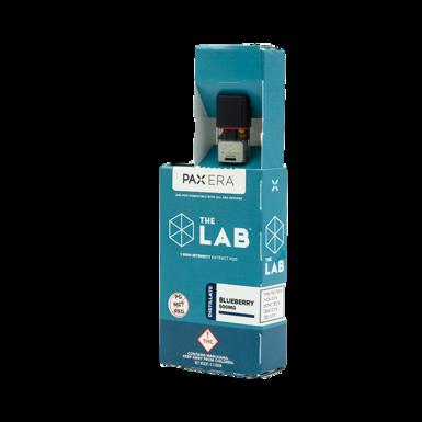 The Lab Pod Blueberry 500mg Distillate