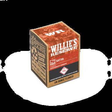 Willies Reserve 1/8 Sativa